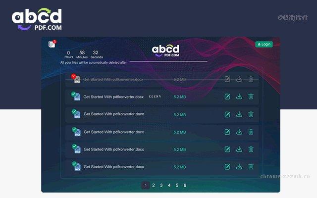 ABCD PDF 工具_3.0.3_2